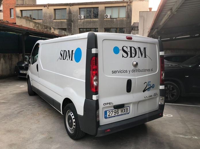 Servicio de mensajería Barcelona