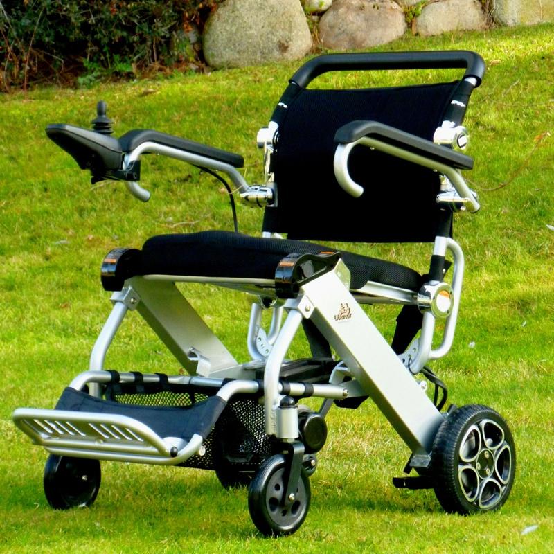 silla de ruedas SC20/1