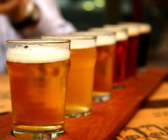 Cafeeke Lager cata de cervezas
