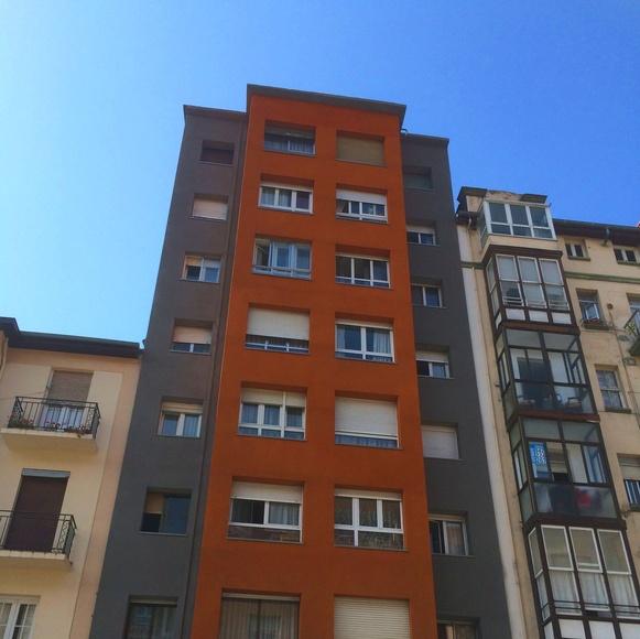 Sate Aislamiento térmico de fachadas en Santander-Torrelavega.