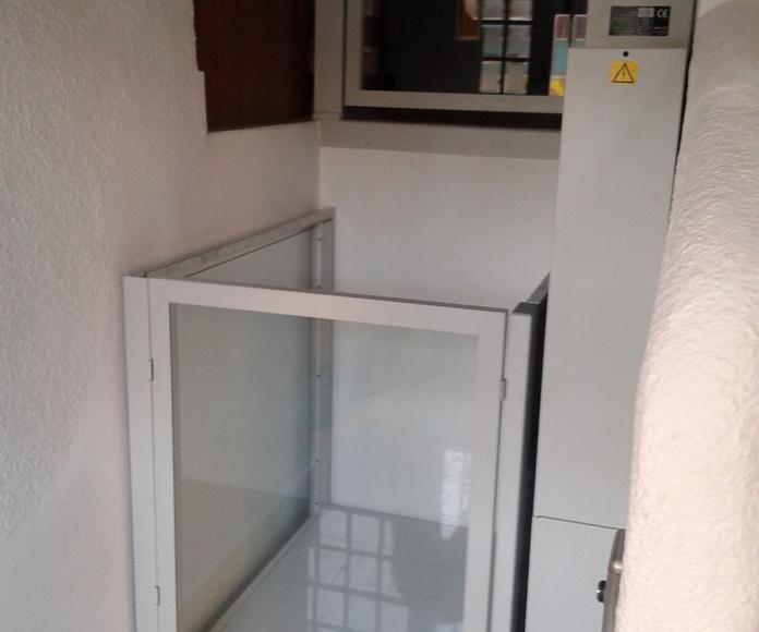 Salvaescaleras: Servicios de Construcciones Mira & Armero S.L