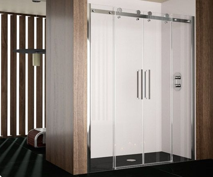 Mamparas de ducha: Productos de Coben Cerámicas