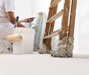 Pintura y pintura decorativa