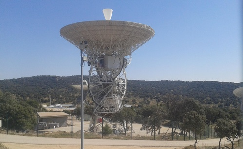 NASA, Robledo de Chavela (Madrid)