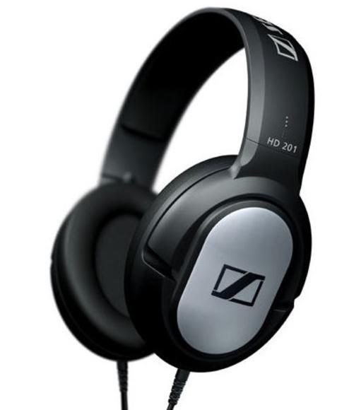 Auriculares de gran calidad económicos Sennheiser HD201 hifi