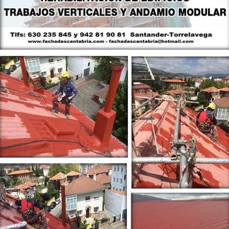 Reparación de tejado de uralita con bajo coste.