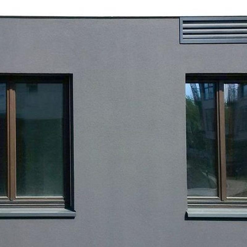 Rejillas de Ventilación: Productos de Materiales de Construcción Camino