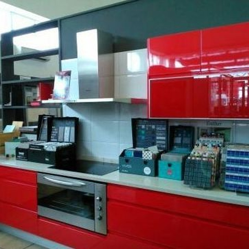 Cocinas: Productos y servicios de Gres y Azulejos Galapagar