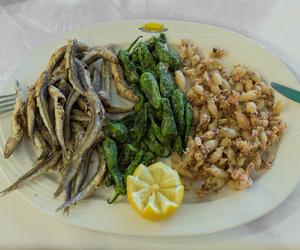Frituras de pescado en Mallorca