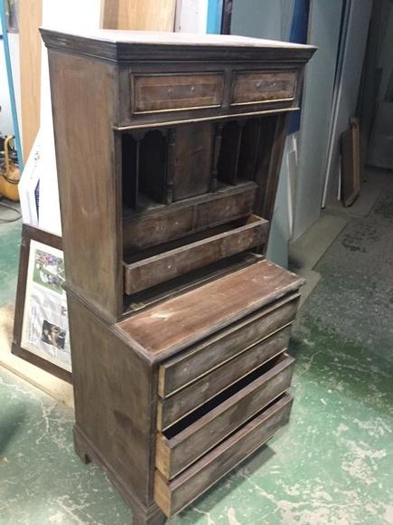 Restauración de muebles: Productos y servicios de Grupo K3