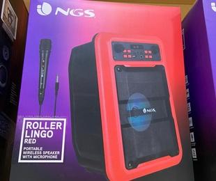 Altavoz Roller Lingo con Micro