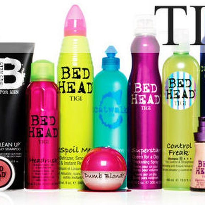 TIGI: Productos  de Mathiss