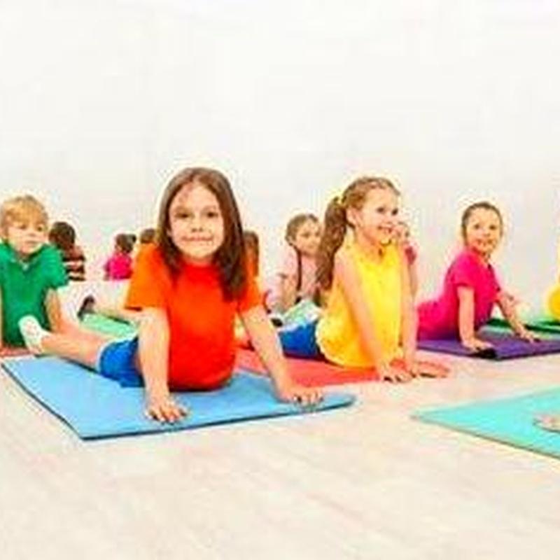 Pilates Infantil:  de Raices Rojas