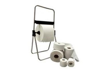 Secamanos y rollos higiénicos
