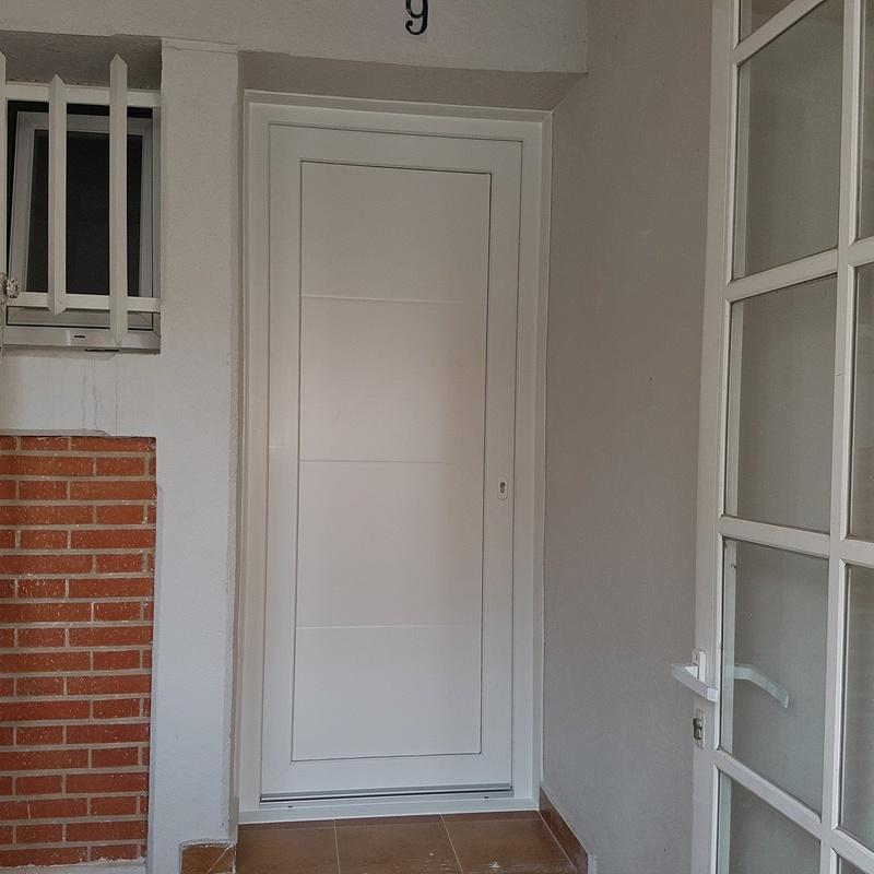 Puertas: Qué hacemos de Ventaglass Villalba