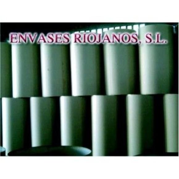 Envases cilíndricos de papel encolado: CATÁLOGO de Envases Riojanos