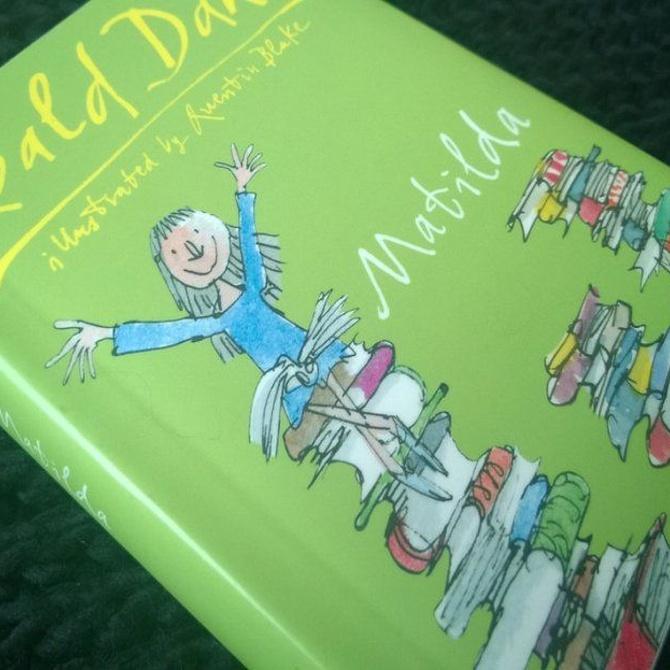 100 años del nacimiento de Roald Dhal