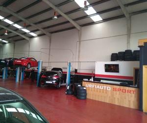 Reparación y cambio de neumáticos