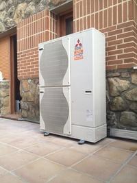 Aerotermia+radiadores: Productos y Servicios of Intecser Clima