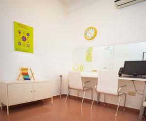 Sala  del centro de logopedia