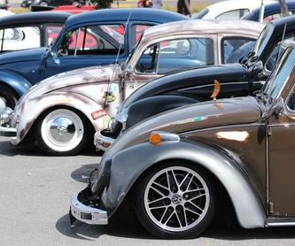 Compraventa y alquiler de coches clásicos: Servicios de Repara Clásicos