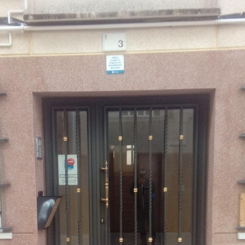 Puertas Metalicas:  de Cerrajería Vefergal