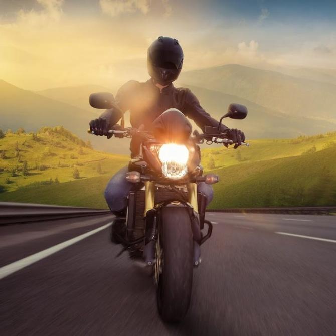Cómo funcionan los neumáticos de tu moto