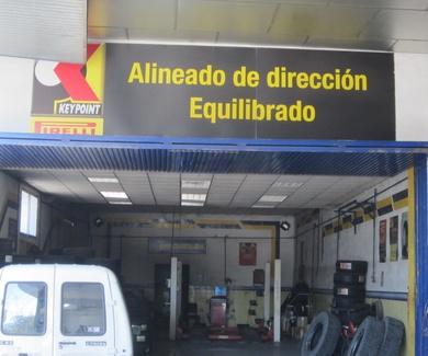 Video Big Sur Neumaticos de Murcia