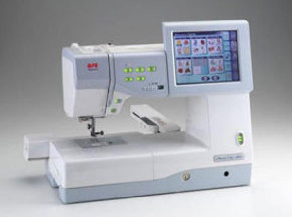 Máquina alfa modelo 11000 MC: Maquinas de coser Valencia de Juan Galdón Máquinas de Coser