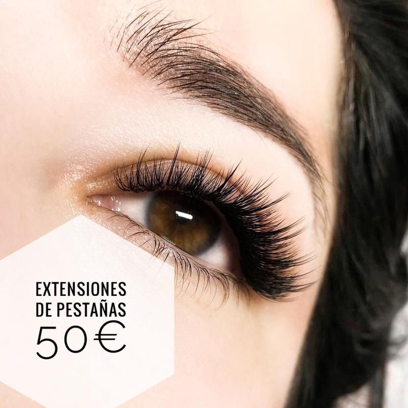 Extensiones de pestañas/volumen: Servicios  de Centro de mirada Lolita Fernándes
