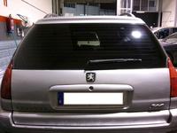 Peugeot 306 Familiar. Negro intermedio