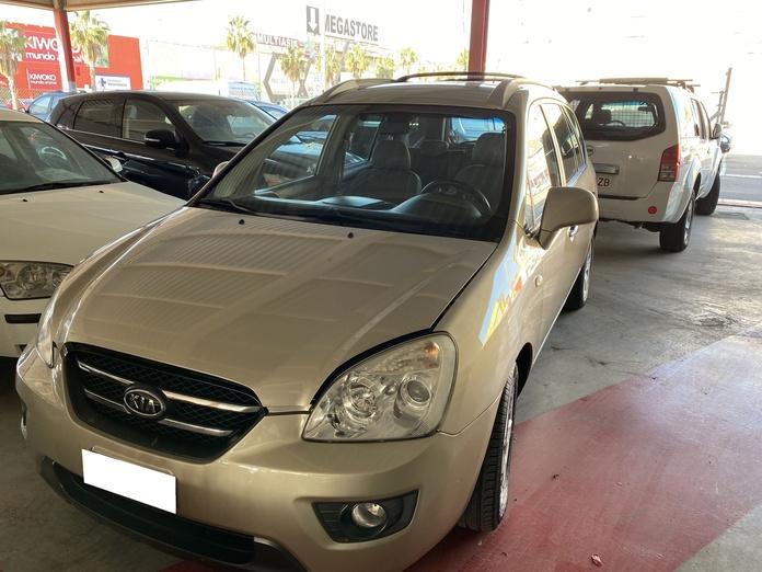 KIA CARNIVAL: COCHES DE OCASION de Automóviles Parque Mediterráneo