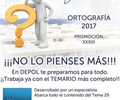 DEPOL Academia para certificados médicos para oposiciones