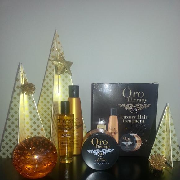 Oro Therapy 24k Kit