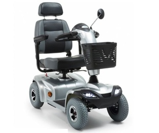 Scooter Mediano de 4 ruedas La Palma