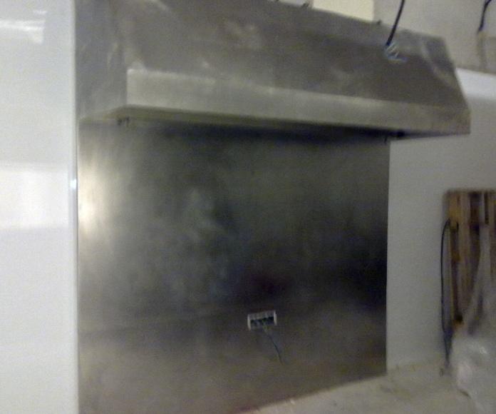 carpintería metálica : Productos y servicios. de Cerrajería Jovipac