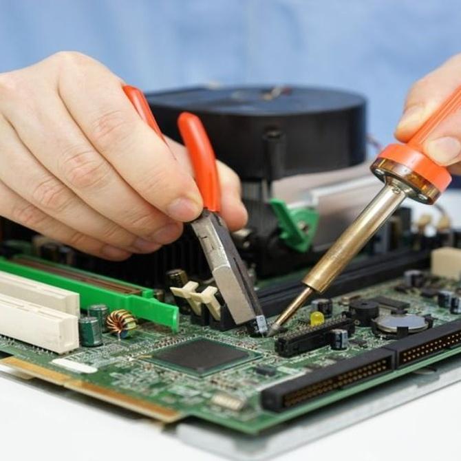 Servicio de reparación Apple a domicilio