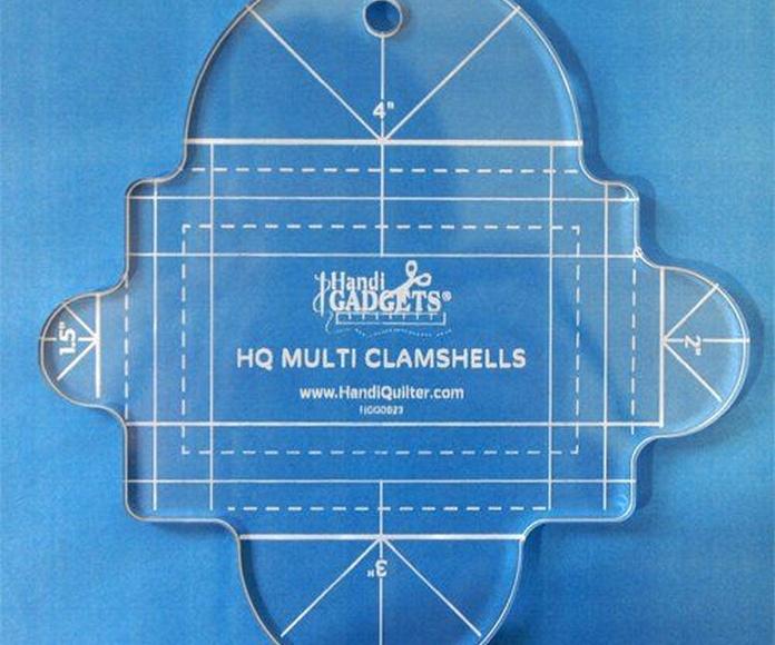Regla Muli Concha: Productos de J. Pujol
