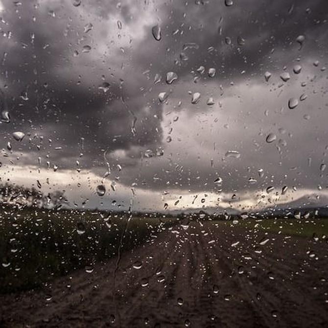 Los problemas de las lluvias torrenciales