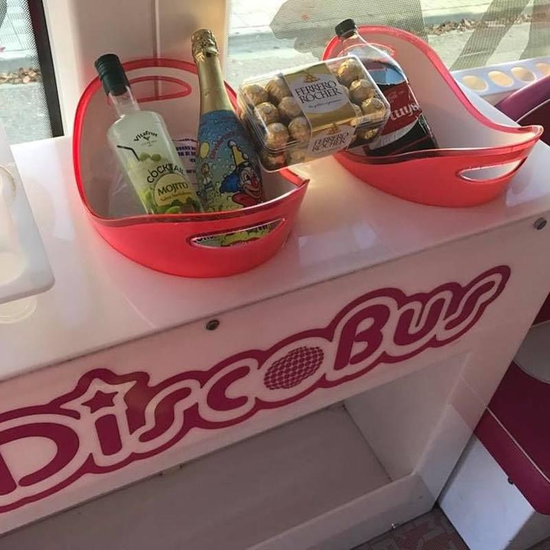 Organización de eventos: Discobus Ideas y promociones  de Discobus Sevilla
