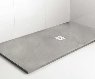Platos de ducha antideslizante en Molins De Rei