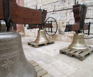 Campanas para la iglesia de Cheste