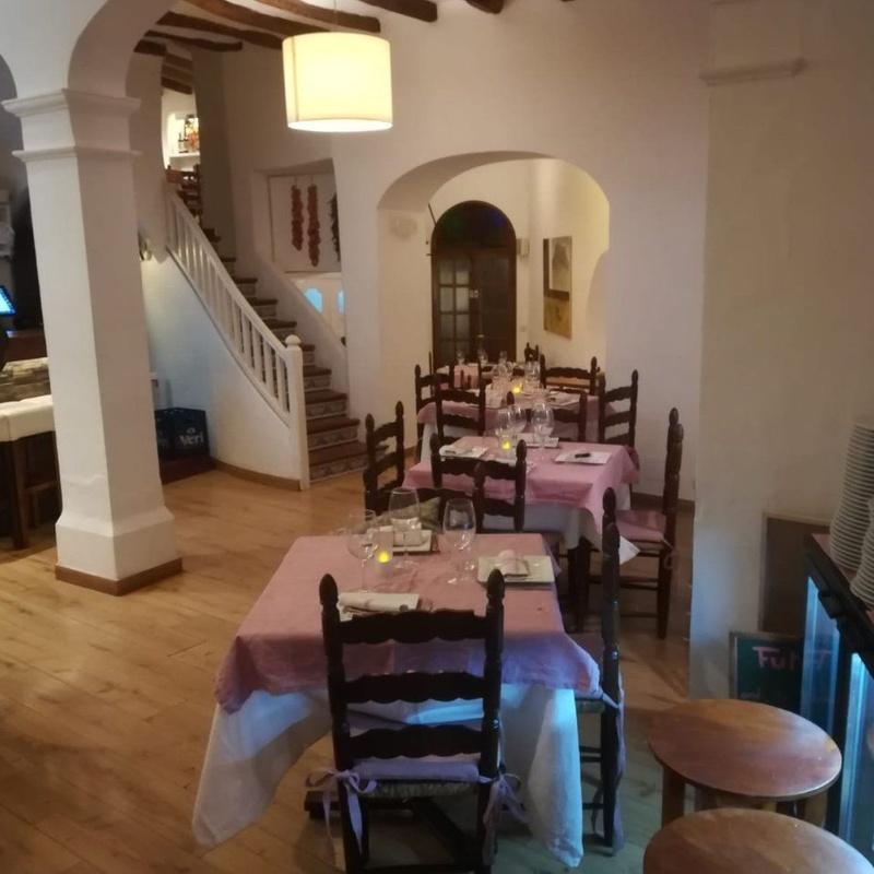 Paella: Our specialities de Restaurant Sa Cova