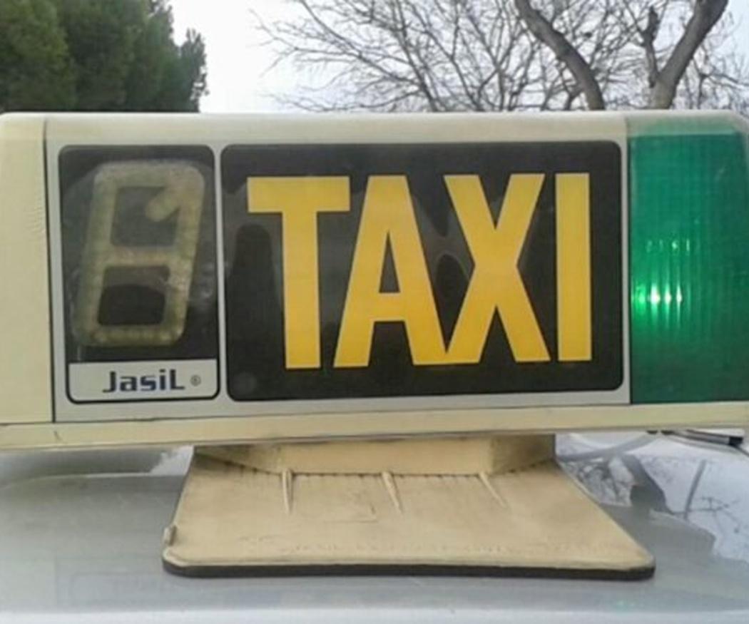 Taxi para personas con movilidad reducida