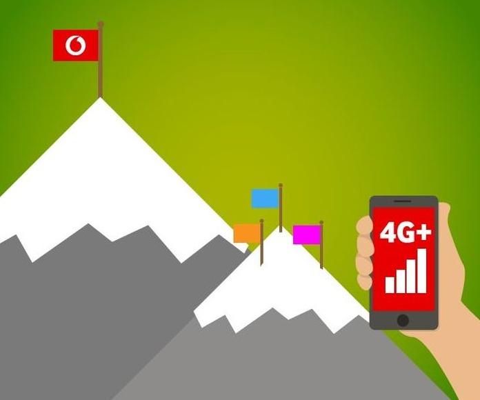 Vodafone sigue teniendo la mejor cobertura móvil de España según P3 Connect