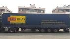 Transporte internacional de mercancía industrial