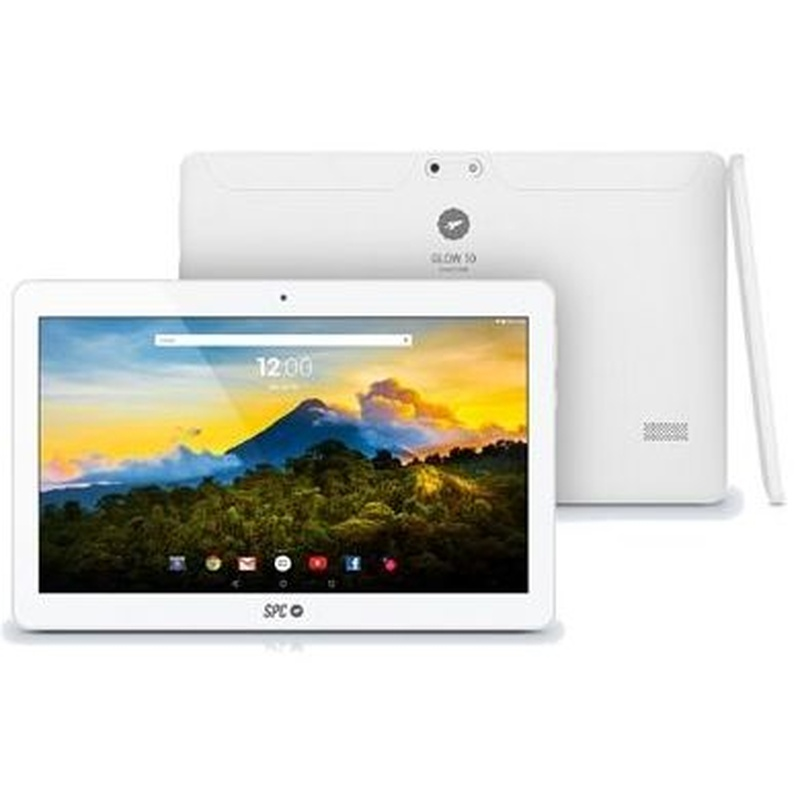 """SPC Tablet 10,1"""" IPS QC 1GB RAM-16GB Blanca : Productos y Servicios de Stylepc"""