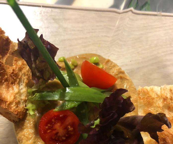 Nuestra carta de catering: Carta de Xinvic