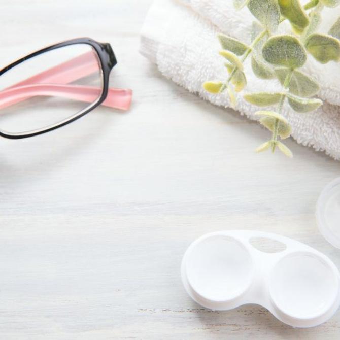 Qué elegir: gafas o lentillas