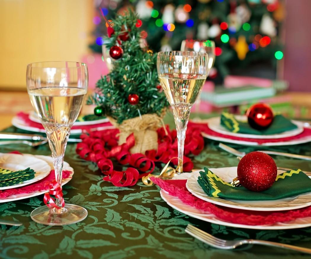 Comidas navideñas digestivas